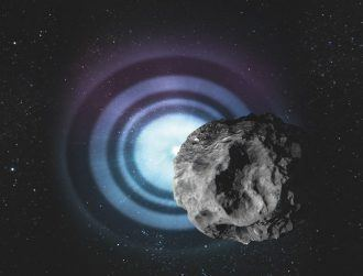 Astronomers measure smallest star size to date using clever asteroid trick