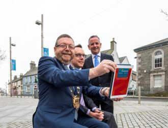 Balbriggan town centre gets 100Mbps free Wi-Fi