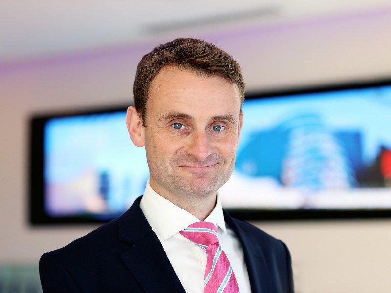 PwC's Darren O'Neill: 'Data analytics strategies must be led