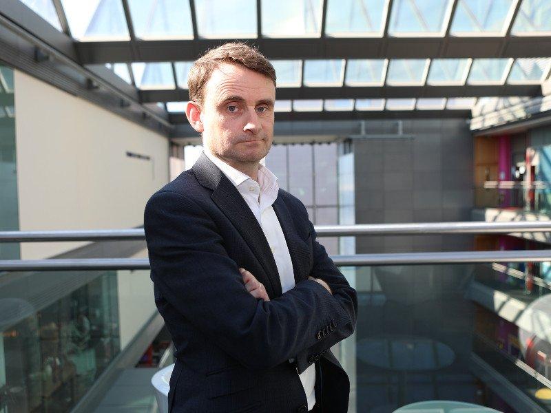 PwC's Darren O'Neill on the data analytics challenge