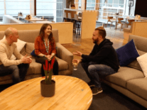 What is communication like at Dropbox?