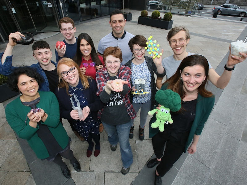 Meet Ireland's 10 fabulous FameLab 2019 finalists