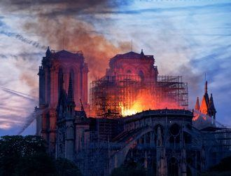YouTube quickly removes 9/11 explainer from Notre Dame fire video
