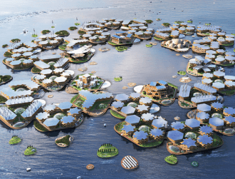 UN to support building of enormous floating city in face of rising sea levels