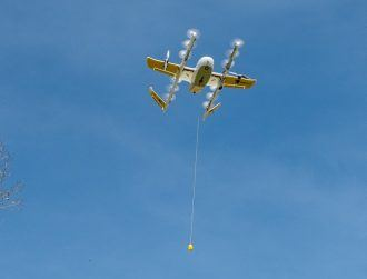 Lofty Google spin-out becomes first drone firm to be approved as an airline