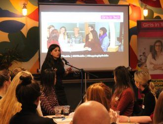 Girls in Tech Dublin joins forces with MongoDB and Paddy Power Betfair