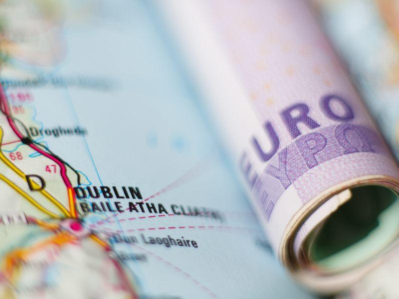 Zero G Map Of Ireland.Mapping The Irish Fintech Ecosystem