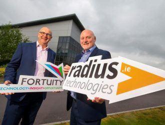 Radius Technologies acquires Cork IT firm Fortuity
