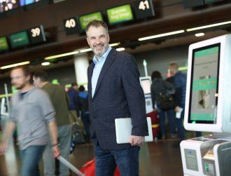 Aer Lingus's Dave O'Donovan: 'We'll be a digital one-stop shop for travel'
