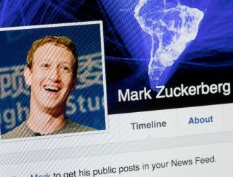 It's time to break up Facebook, says company co-founder Chris Hughes