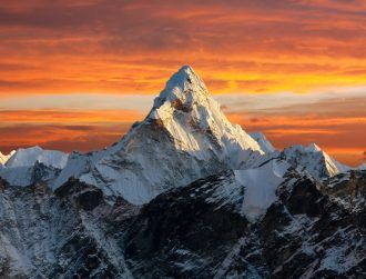 'Distressing time' as Trinity professor goes missing on Mount Everest