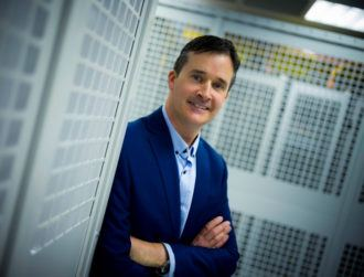 Equinix's John Shorten: 'Enterprise data volumes are rocketing'