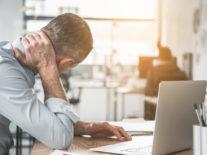 What's it like being at work with a long-term illness?