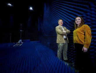 Visually striking €1.5m 5G test centre opens at Maynooth University