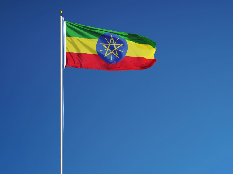Reported Internet Outages In Ethiopia Amid News Of Coup