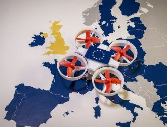 Most EU drone operators will need to register them next year
