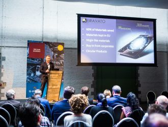 Eiravato takes its plastic waste fight to Luxembourg