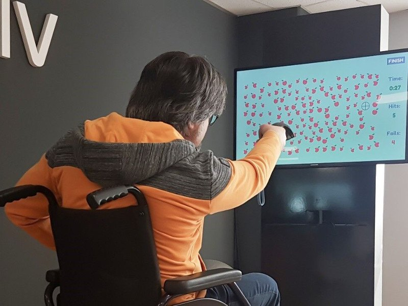 New low-cost VR technology aims to rehabilitate stroke patients