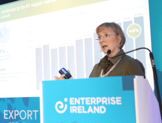 Record-breaking exports for Enterprise Ireland clients