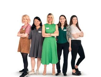 5 women awarded £25,000 Women in Technology scholarships from Sky