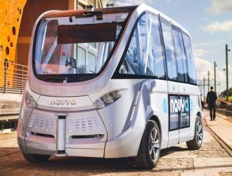 Navya suspends autonomous bus trials in Vienna after collision