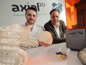 Belfast medtech firm Axial3D raises £2.4m to aid expansion
