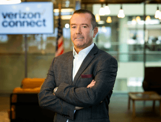 Derek Bryan on innovation in Verizon Connect's Dublin offices