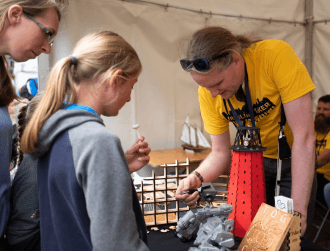 Free Dublin Maker festival returns to Merrion Square this month