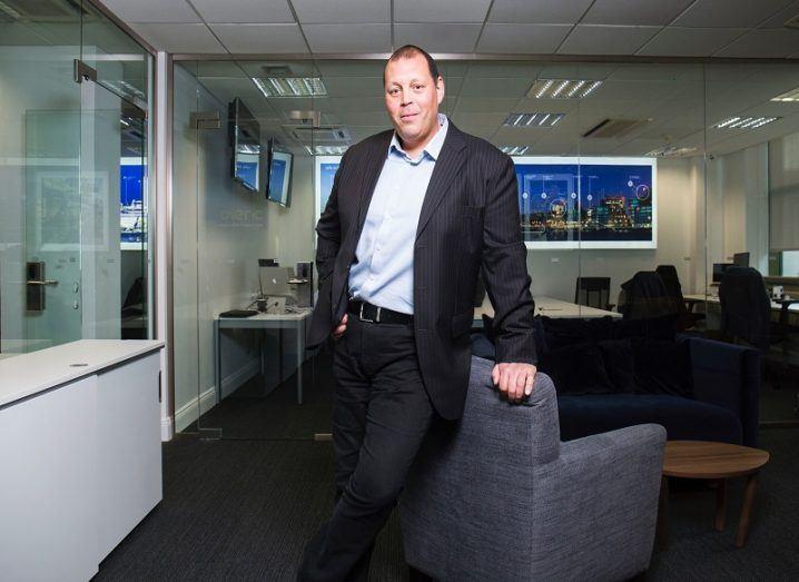 Over-C CEO Michael Elliott.