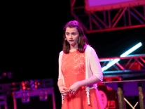 Ciara-Beth Griffin discusses product design for autistic people at Inspirefest