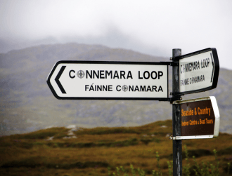 Google introduces live camera translation for Irish language
