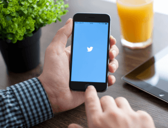 Twitter now warns users when a politician's tweet breaks the site's rules
