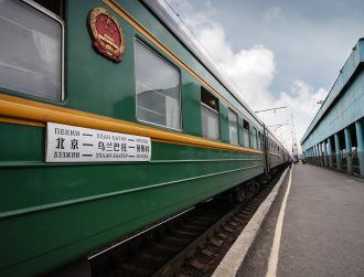 Southampton to Shanghai by train – a climate researcher's quest to avoid flying