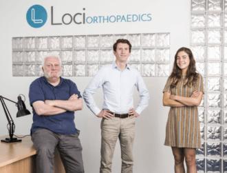 NUI Galway-based Loci Orthopaedics awarded €2.5m grant