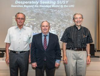 Pioneers of supergravity named winners of $3m Breakthrough Prize