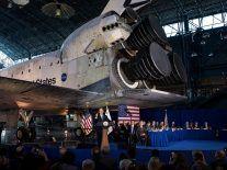 NASA describes nuclear spacecraft as a 'game-changer' for Mars trip