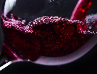 Glass of red wine might help with good gut health, but it's no solution