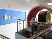 Take a look at Pramerica's cutting-edge Letterkenny office