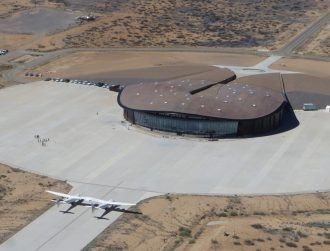 Virgin Galactic's grand dream realised with spaceport opening
