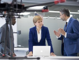 Scotland's plans to become a leader in 5G technology