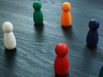 Which countries and sectors are leading on diversity and inclusion in the workplace?