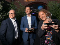 TransferMate wins top prize at Deloitte Financial Services Innovation Awards