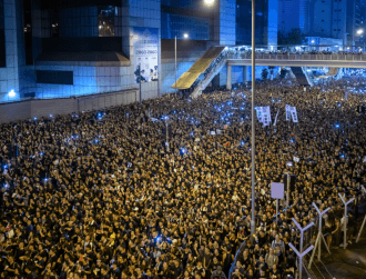 What is Bridgefy? The app keeping Hong Kong protestors connected