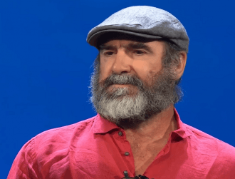 Cantona's 'science will make us eternal' speech was funny – but he has a point
