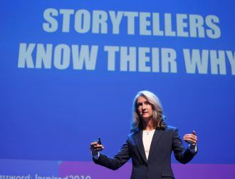 The importance of storytelling and knowing your 'why' in business