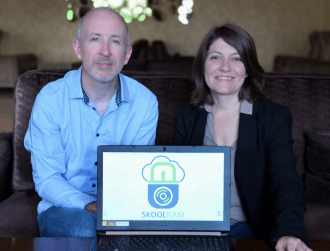 Skoolkam helps teachers take secure photos of school activities