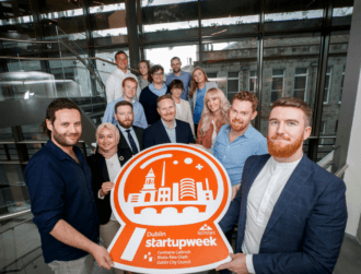 Thinking of starting a business? Startup Week Dublin returns soon