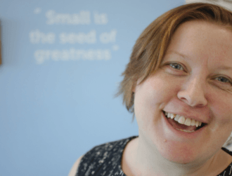 Steph Locke on building a solid foundation in data science at Talent Garden