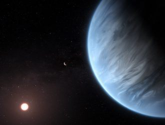 Super-Earth unlike any seen so far may have what it takes to support life