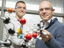 Ageing antibiotics potentially saved from demise with new molecules